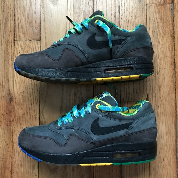 Nike BHM air max 1 (black history month)